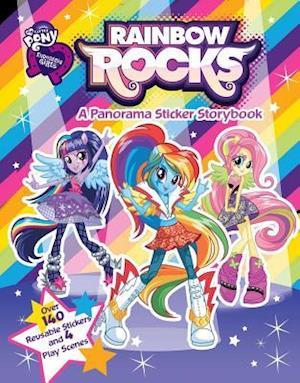 Rainbow Rocks af My Little Pony