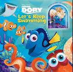 Let's Keep Swimming (Disney pixar Finding Dory)