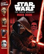 Star Wars The Force Awakens Mask Book (Star wars)
