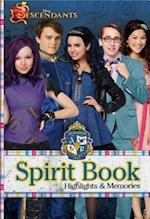 Spirit Book (Disney Descendants Auradon Prep)