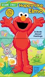 Happy Like Elmo / Grouchy Like Oscar (Sesame Street Board Books)