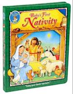 Baby's First Nativity (First Bible Collection)
