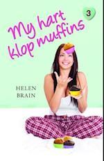 My hart klop muffins af Helen Brain
