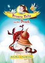 Prinses Talia en die draak af Helen Brain