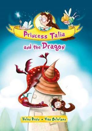Princess Talia and the dragon af Helen Brain