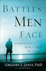 Battles Men Face af Gregory L. Jantz