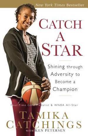 Bog, paperback Catch a Star af Ken Petersen, Tamika Catchings