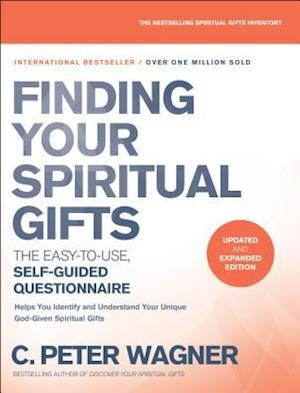 Bog, paperback Finding Your Spiritual Gifts Questionnaire af C. Peter Wagner