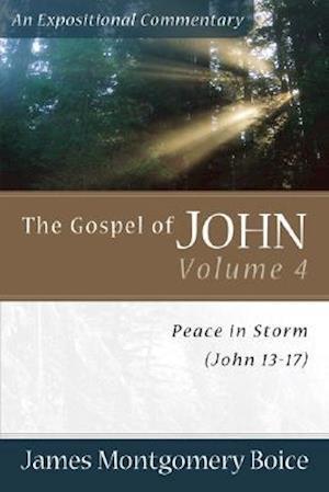 The Gospel of John af James Montgomery Boice