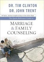 The Quick-Reference Guide to Marriage and Family Counseling af Dr. Tim Clinton