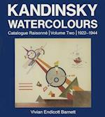 Kandinsky Watercolours af Vivian Endicott Barnett