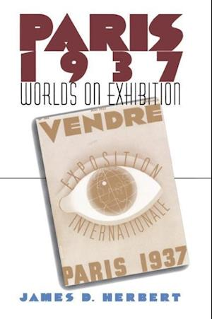 Paris 1937 af James D. Herbert