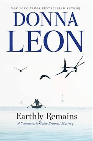 Bog, hardback Earthly Remains af Donna Leon