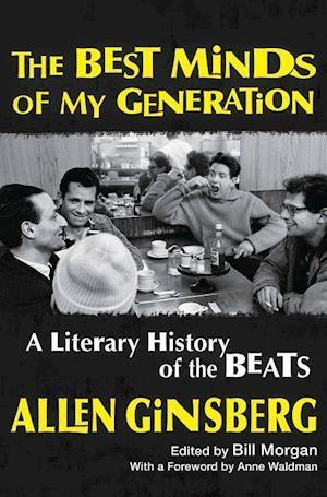 Bog, hardback The Best Minds of My Generation af Allen Ginsberg
