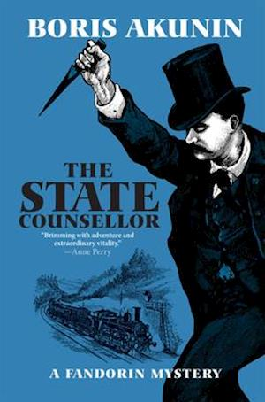 Bog, hardback The State Counsellor af Boris Akunin