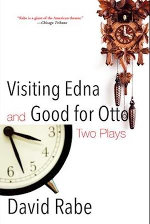 Bog, paperback Visiting Edna & Good for Otto af David Rabe