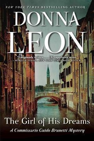 Bog, paperback The Girl of His Dreams af Donna Leon