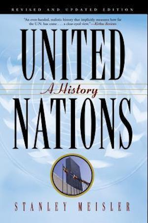 United Nations af Stanley Meisler