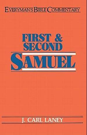 First and Second Samuel af J. Carl Laney