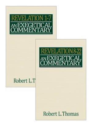 Bog, hardback Revelation Exegetical Commentary - 2 Volume Set af Robert L. Thomas