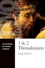 1 and 2 Thessalonians (Two Horizons New Testament Commentary)