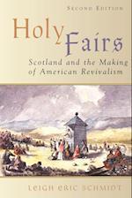 Holy Fairs af Leigh Eric Schmidt