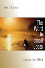 The Word in Small Boats af Oliver O'donovan