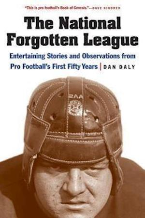 The National Forgotten League af Dan Daly
