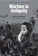 Warfare in Antiquity af Hans Delbruck