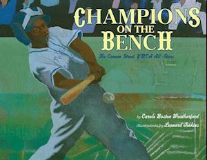 Bog, hardback Champions on the Bench af Carole Boston Weatherford