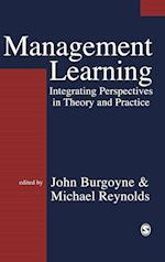 Management Learning af Michael Reynolds, John Burgoyne