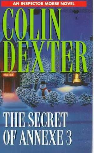 The Secret of Annexe 3 af Colin Dexter