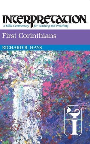 First Corinthians af Richard Hays