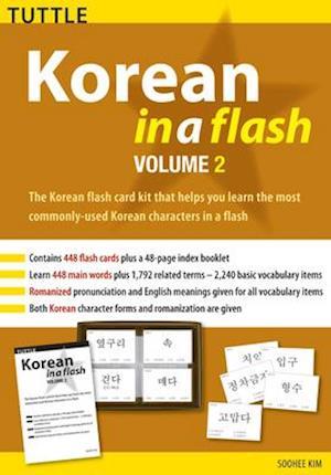 Korean in A Flash af Soohee Kim