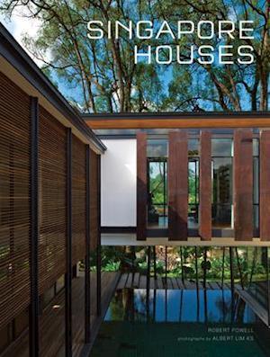 Bog, hardback Singapore Houses af Robert Powell