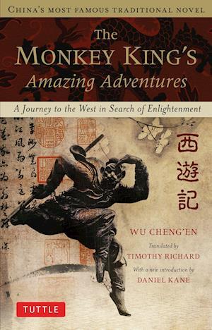 Monkey King's Amazing Adventures af Daniel Kane, Timothy Richard, Cheng en Wu