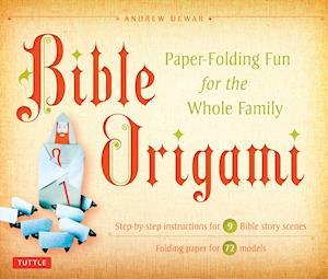 Bible Origami af Andrew Dewar