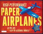 High-Performance Paper Airplanes Kit af Andrew Dewar