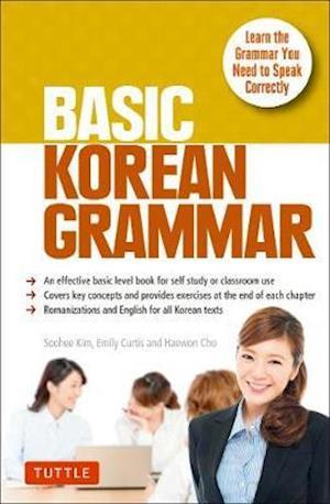 Bog, paperback Basic Korean Grammar af Soohee Kim