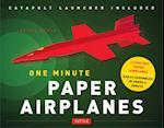 One Minute Paper Airplanes af Andrew Dewar