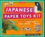 Japanese Paper Toys Kit