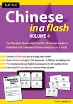 Chinese in a Flash (Tuttle Flash Cards, nr. 4)