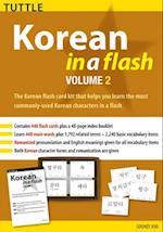 Korean in a Flash Kit (Tuttle Flash Cards, nr. 2)