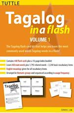 Tagalog in a Flash Kit (Tuttle Flash Cards, nr. 1)