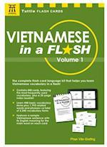 Vietnamese in a Flash Kit, Volume 1 (Tuttle Flash Cards)