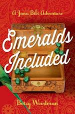 Emeralds Included af Betsy Woodman