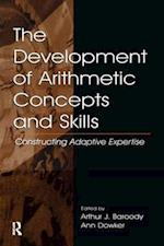 The Development of Arithmetic Concepts and Skills af William Ashley Anderson