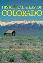 Historical Atlas of Colorado af Thomas J. Noel
