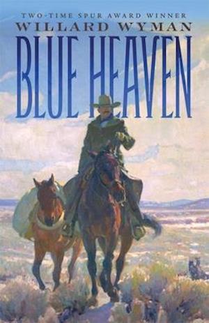 Bog, hardback Blue Heaven af Willard Wyman