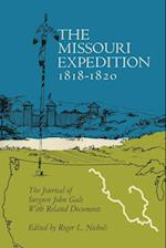 The Missouri Expedition 1818-1820 af John Gale